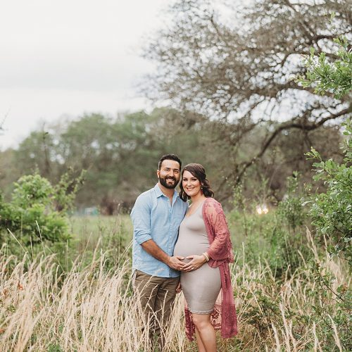 Houston Maternity Portraits | Lifetime of Clicks